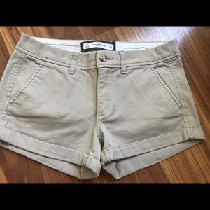 Shorts, only wore a few times, great condition